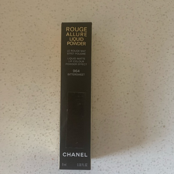 CHANEL Other - Chanel Rouge Allure Liquid Powder 964 Bittersweet